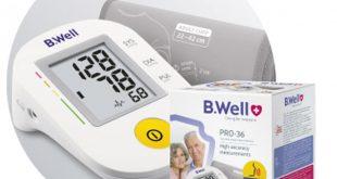 دستگاه فشارسنج دیجیتال B.well مدل PRO-36