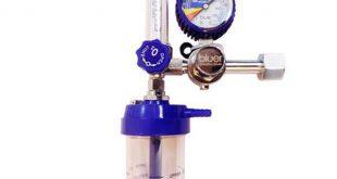 مانومتر اکسیژن بلور مدل گلد