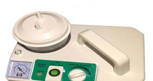 دستگاه ساکشن خانگی شفاگستر مدل VP800
