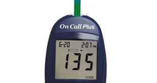 خرید دستگاه تست قند خون Acon مدل On Call Plus G113-111